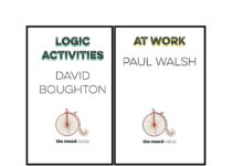 "Book Reviews: ""Logic Activities"" and ""At Work"""
