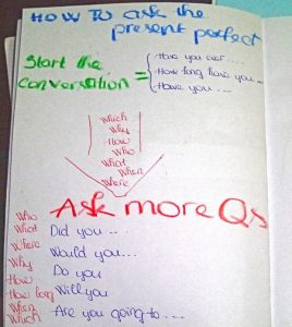 Using language notebooks with young learners