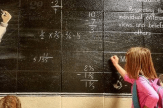 Mathematics: it's the language that counts