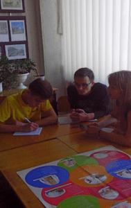 Where I Teach in Ukraine