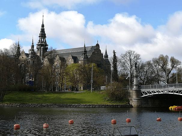Where I Teach - A Freelance English Teacher in Stockholm