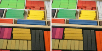 Cuisenaire Rods in Language Learning Classroom, Part 1