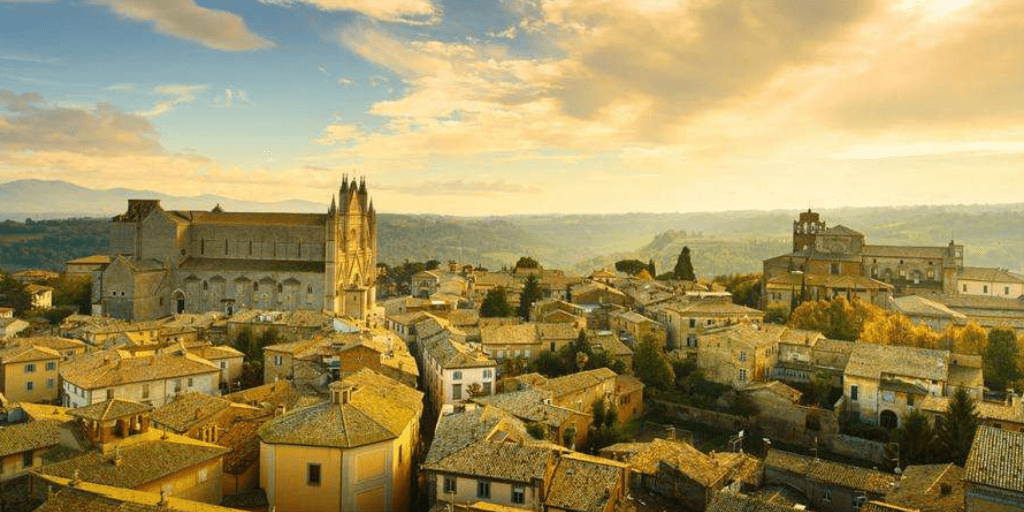 Where I Teach: Southern Umbria