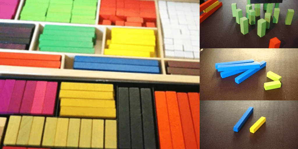 Cuisenaire Rods in Language Learning - Part 2