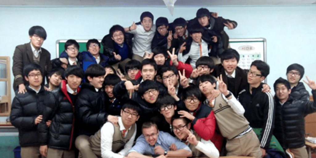 Starting a revolution in Korean ESL