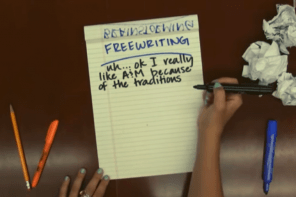 importance of rewriting and editing