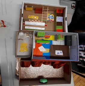 4 pupil's Fun Homes