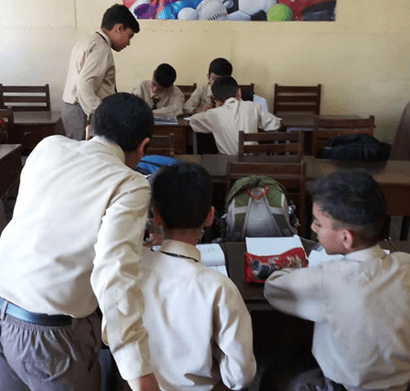 Teaching in Pakistan