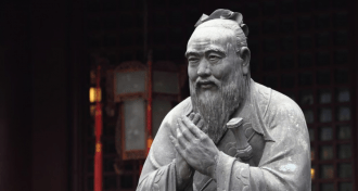 From Confucius to Plato