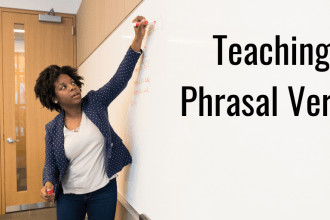 Resources for Teaching Phrasal Verbs