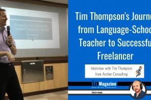 Teacher to freelancer