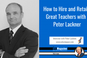 Hire and retain teachers